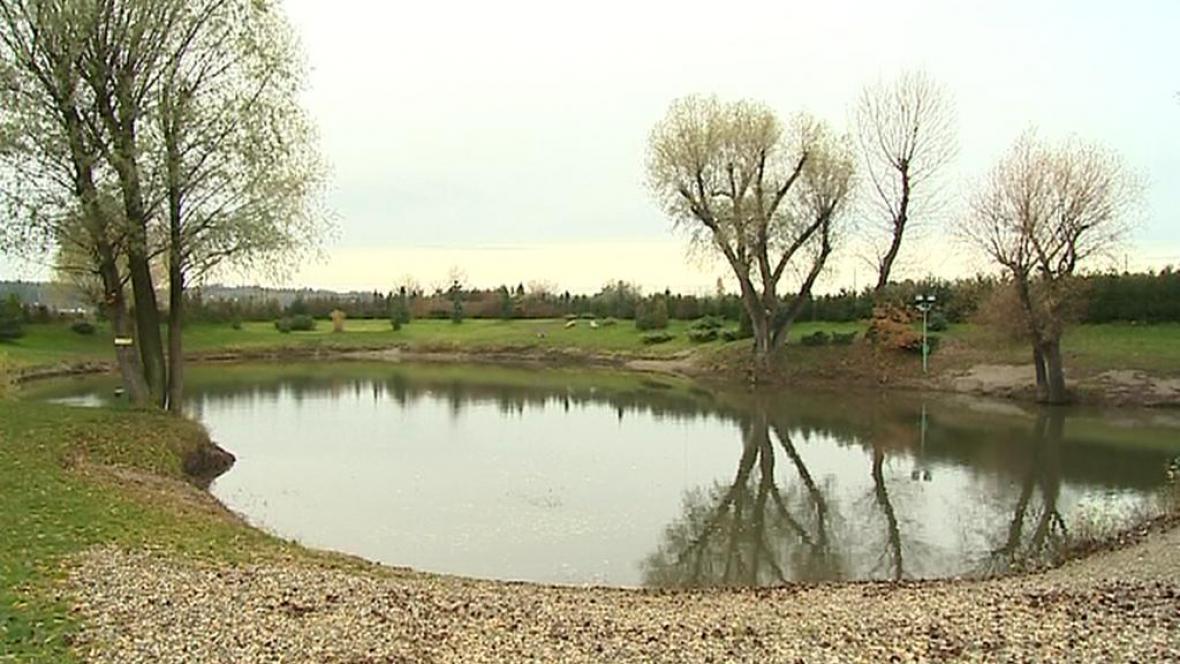 Rybník Kaprodrom