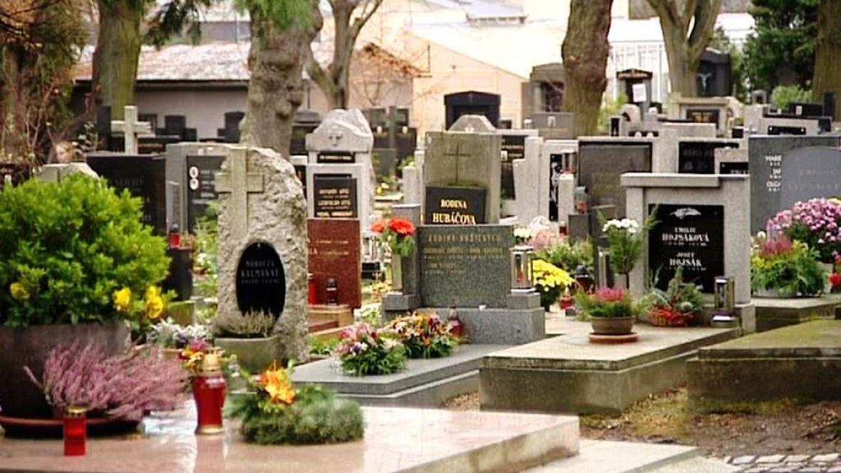 Karlovarský hřbitov