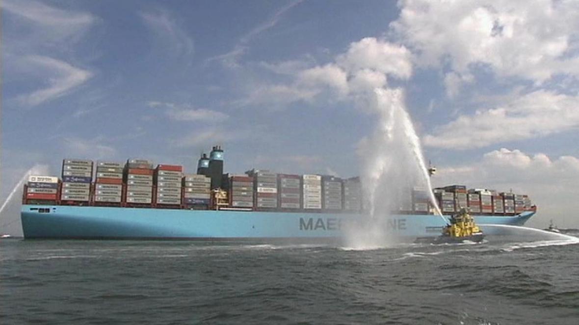 Maersk McKinney Moller