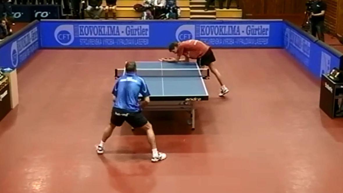 Extraliga stolního tenisu