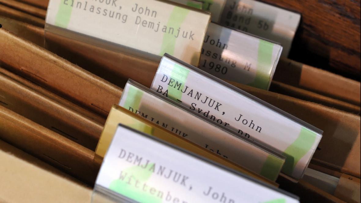 Proces s Johnem Demjanjukem