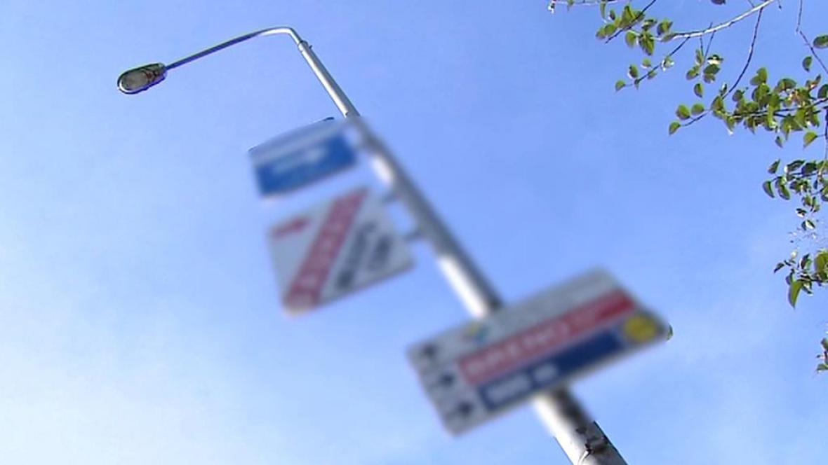 Reklama na veřejném osvětlení