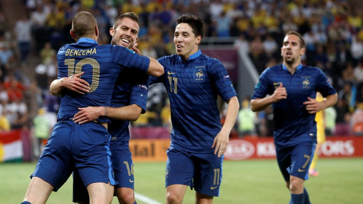 Francouzští fotbalisté