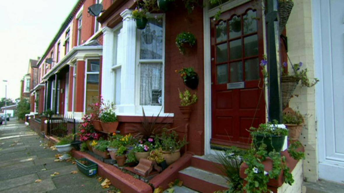 Dům, v němž pět let vyrůstal John Lennon