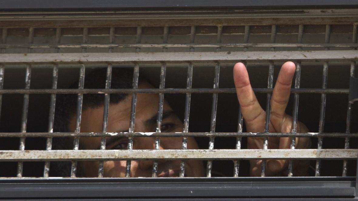 Palestinští vězni