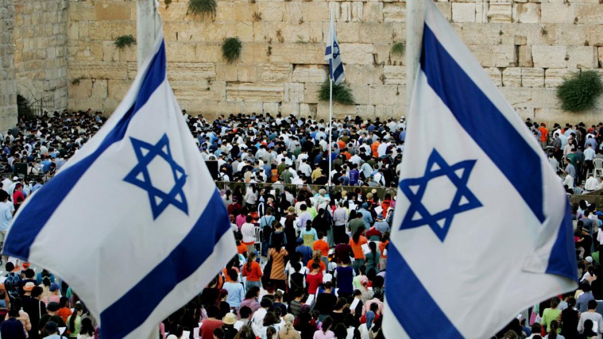 Demonstrace proti vysídlení osad