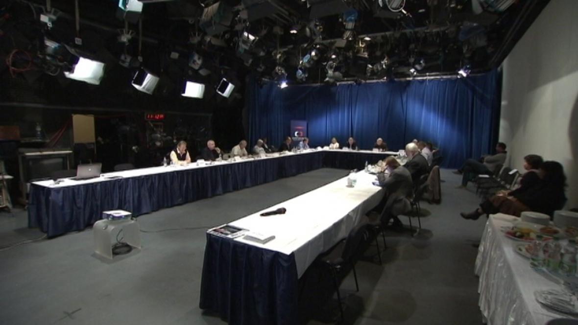 Zasedání Rady České televize v Ostravě