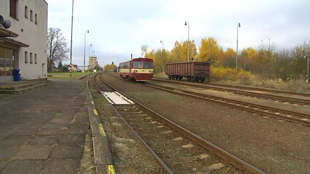 Vltavotýnská trať
