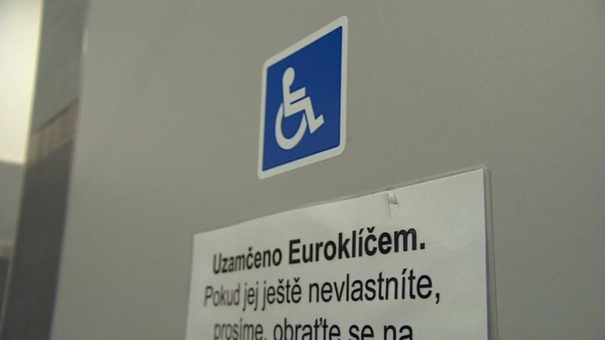 Euroklíč pomáhá handicapovaným po celé Evropě