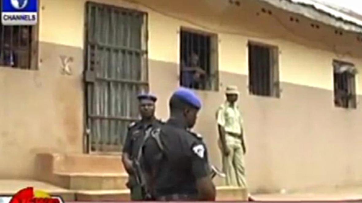 Věznice v Nigérii