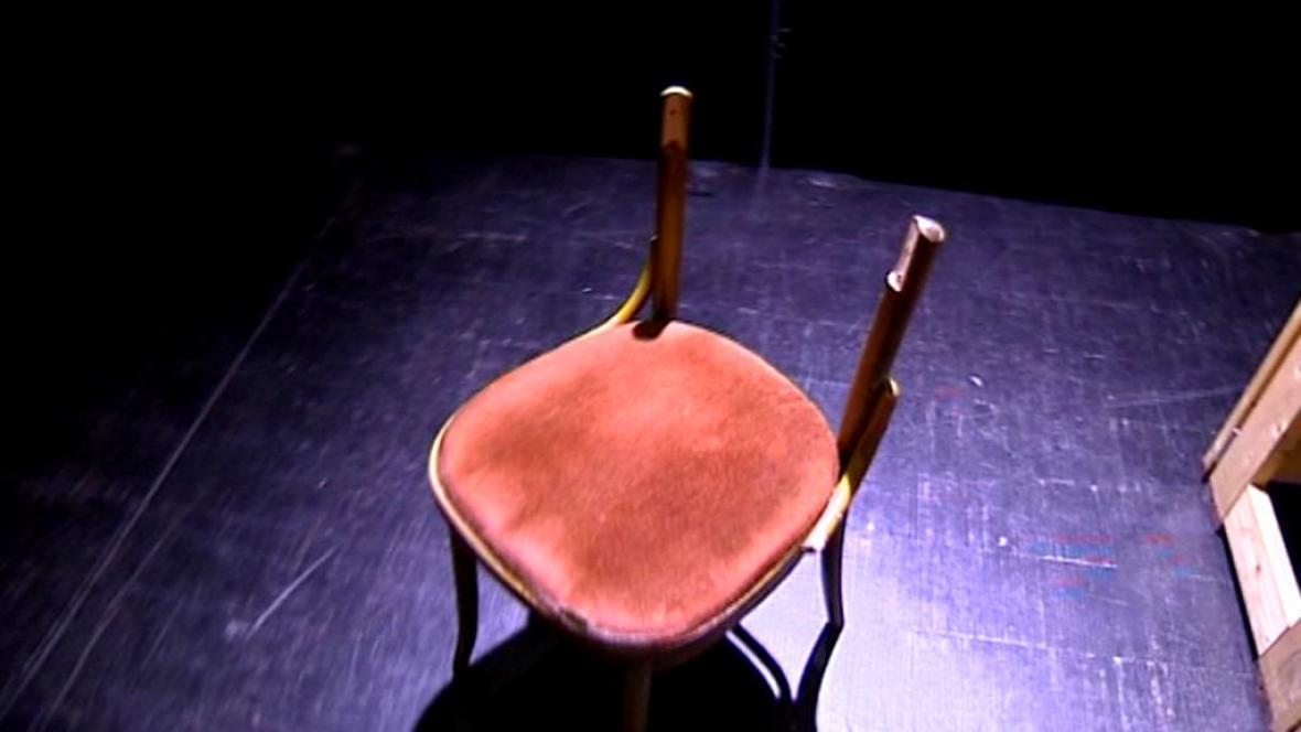 Divadelní představení Německá židle