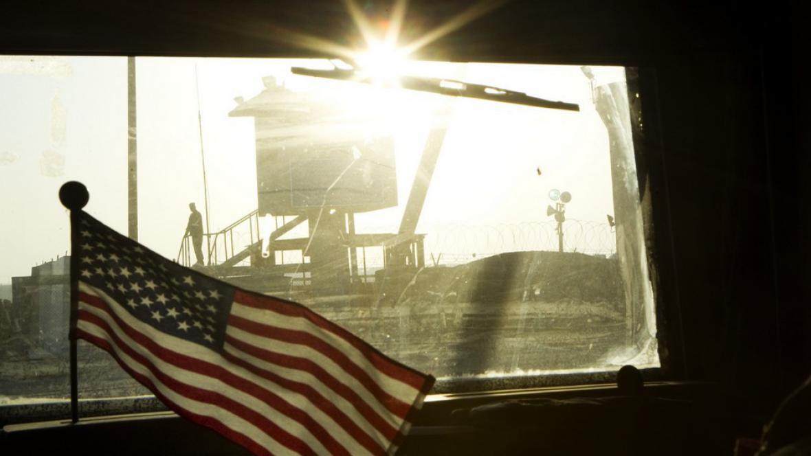 Američané opouštějí Irák