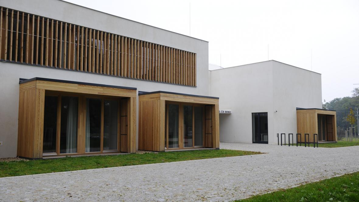 Nová budova Archeologického ústavu