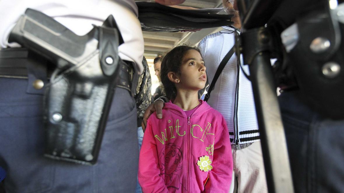Stěhování Romů ve Francii