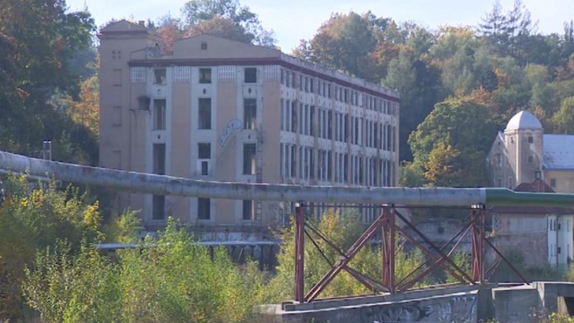 Budova bývalé Textilany