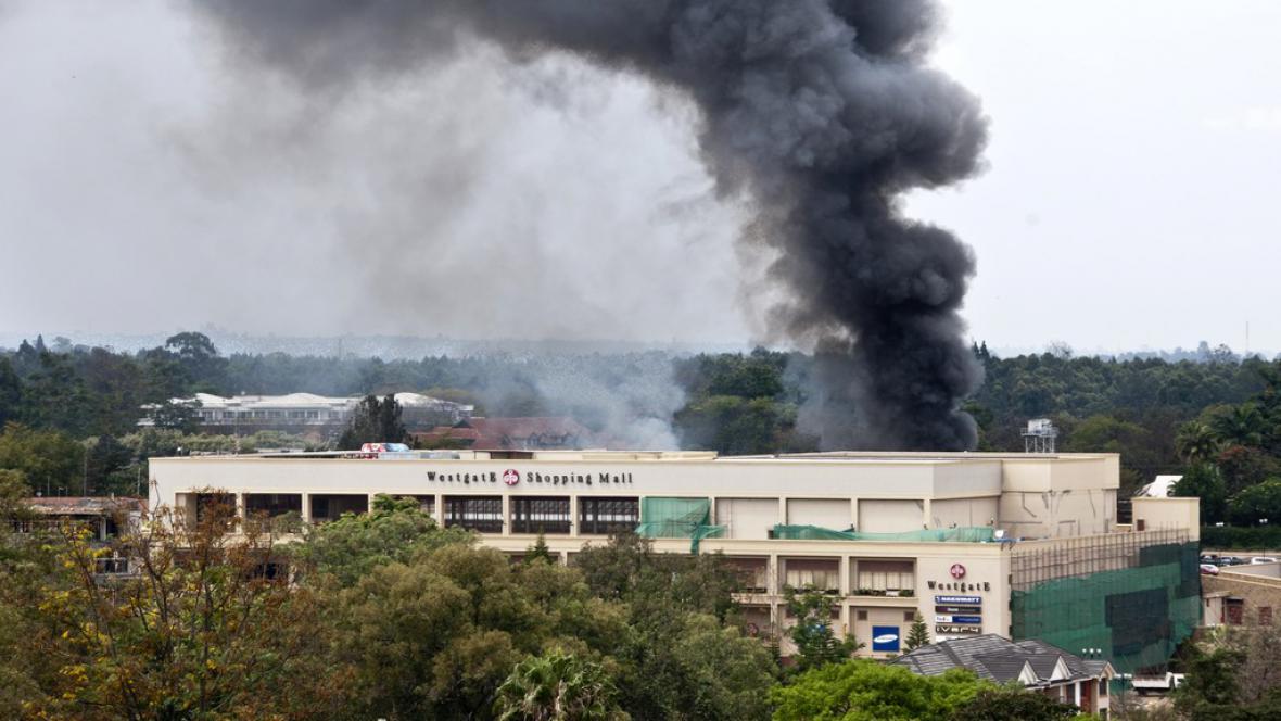 Terorismus v Keni