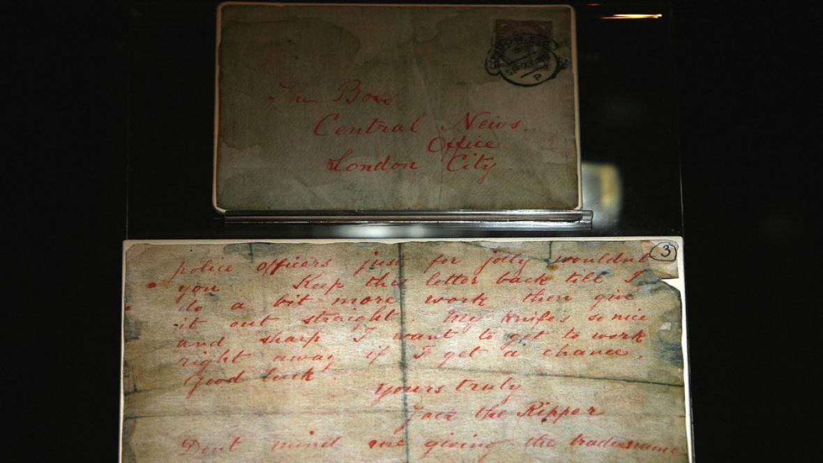 Dopis Jacka Rozparovače