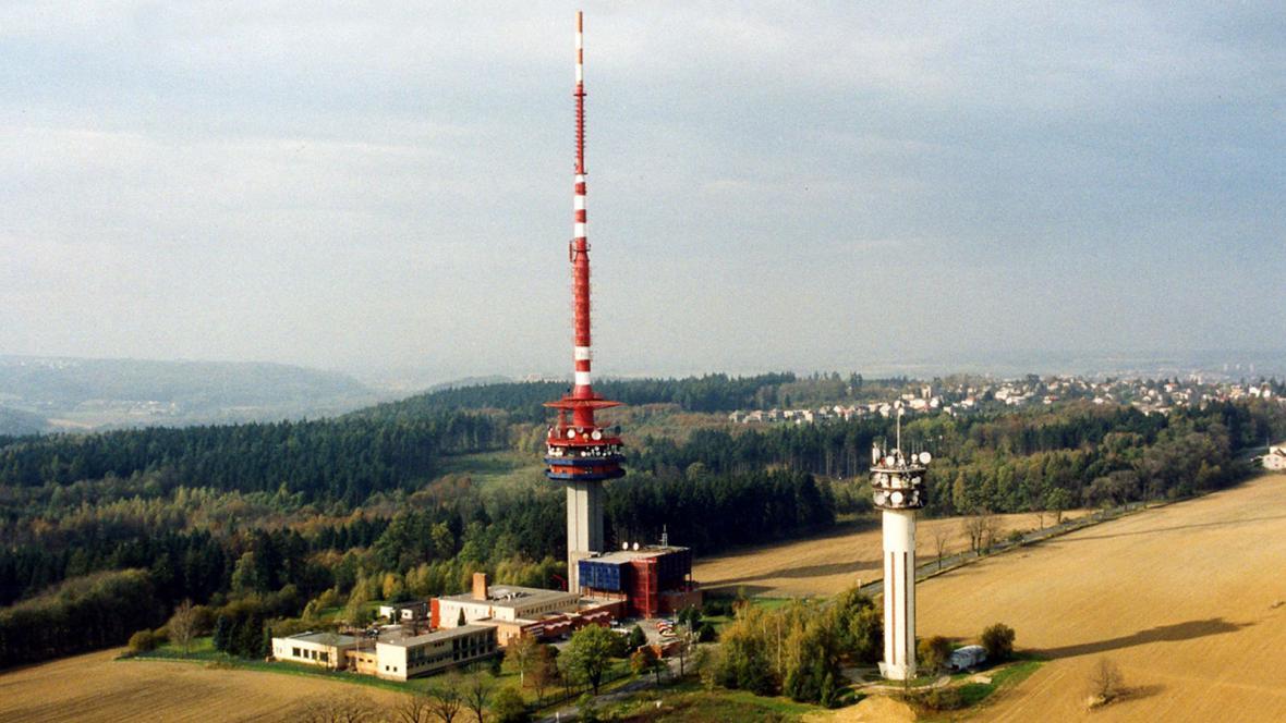 Vysílač Ostrava - Hošťálkovice