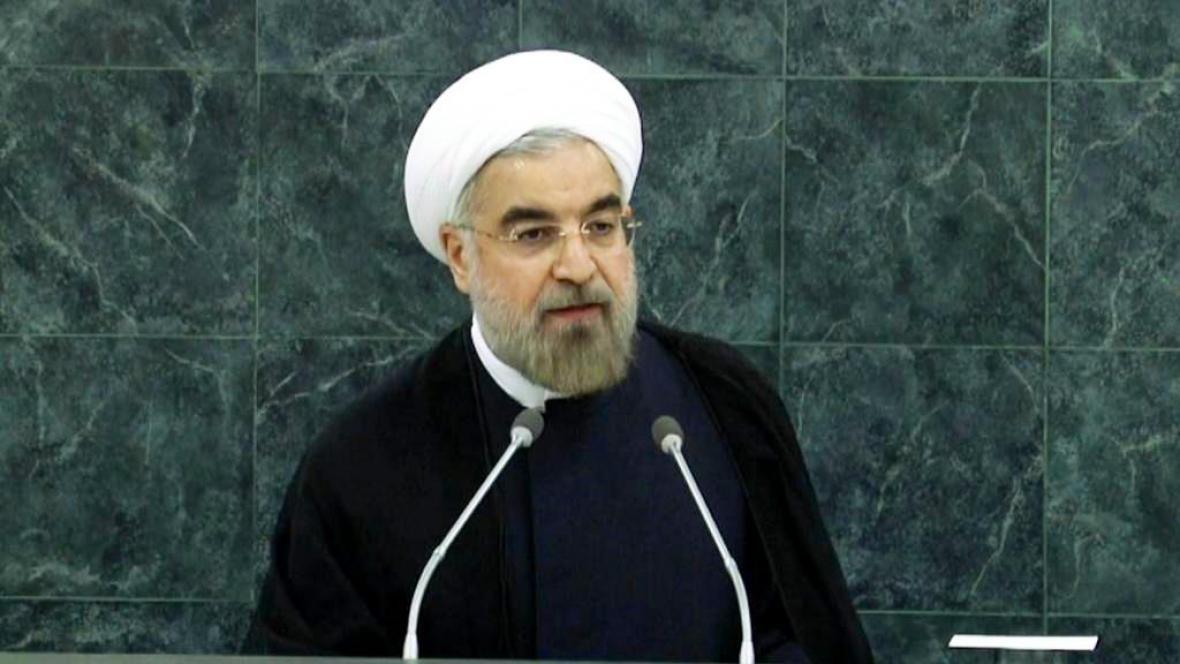 Hasan Rouhání