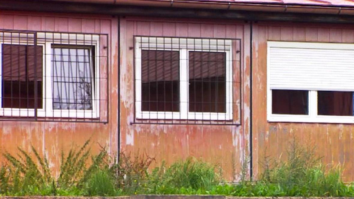 Domov na kopci v Červeném Újezdu