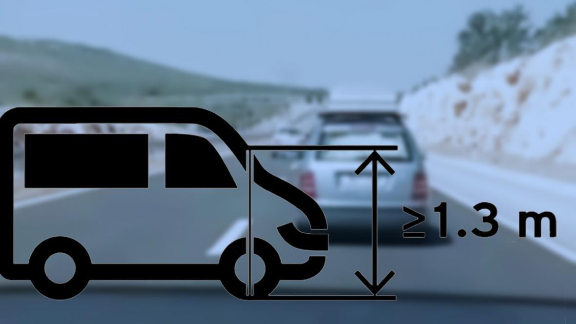 Parametry pro poplatek na slovinských dálnicích