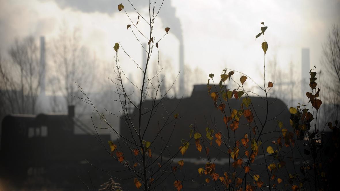 Smog v Moravskoslezském kraji ustupuje
