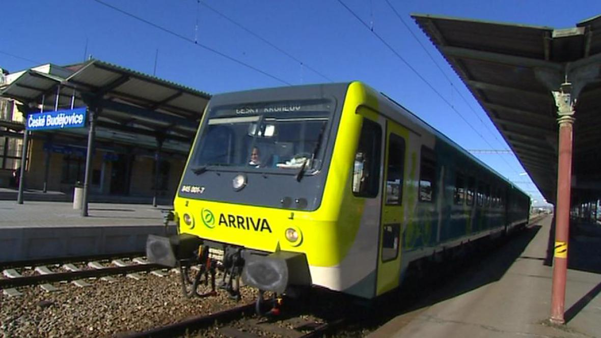 Vlak Arrivy