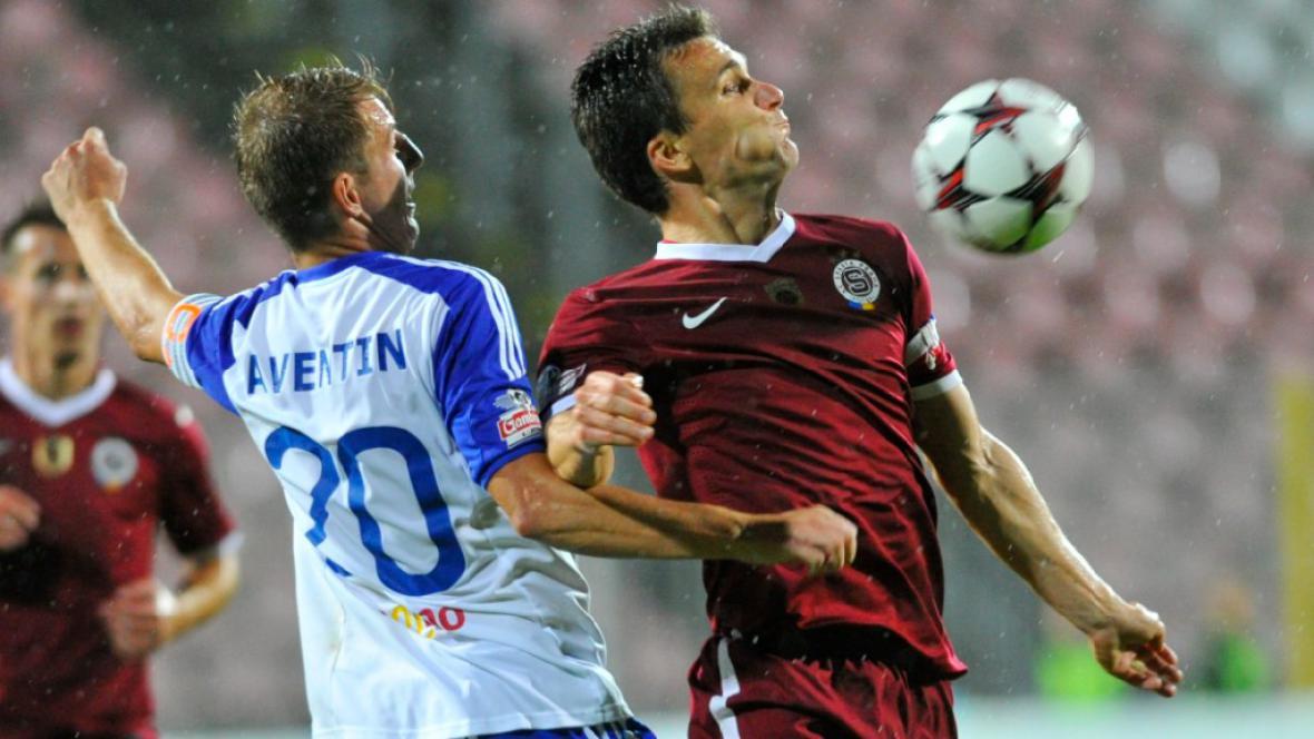 Utkání 1. SC Znojmo - AC Sparta Praha