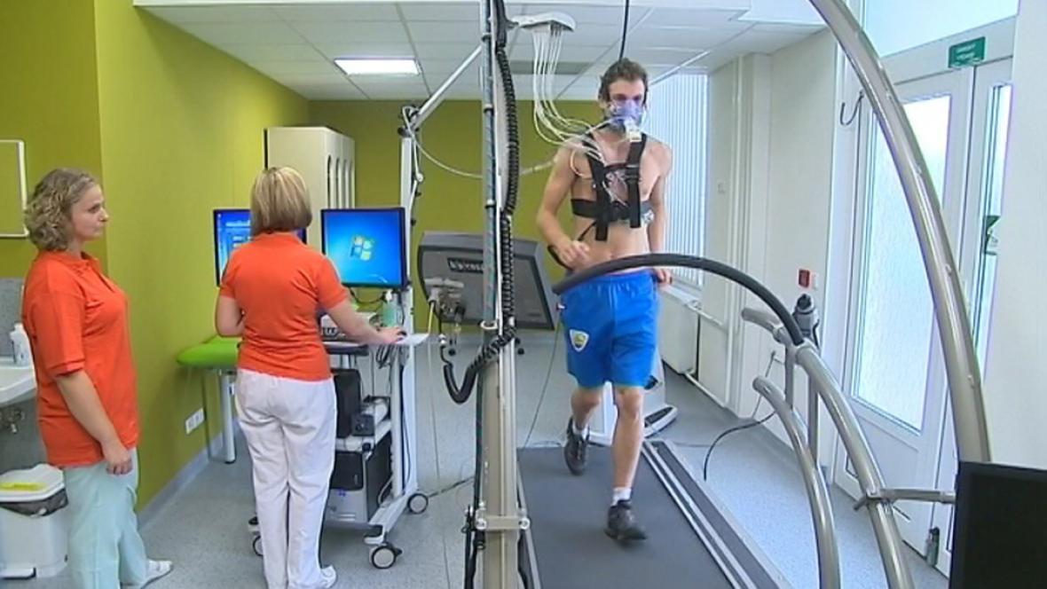 Centrum sportovní medicíny v Prostějově