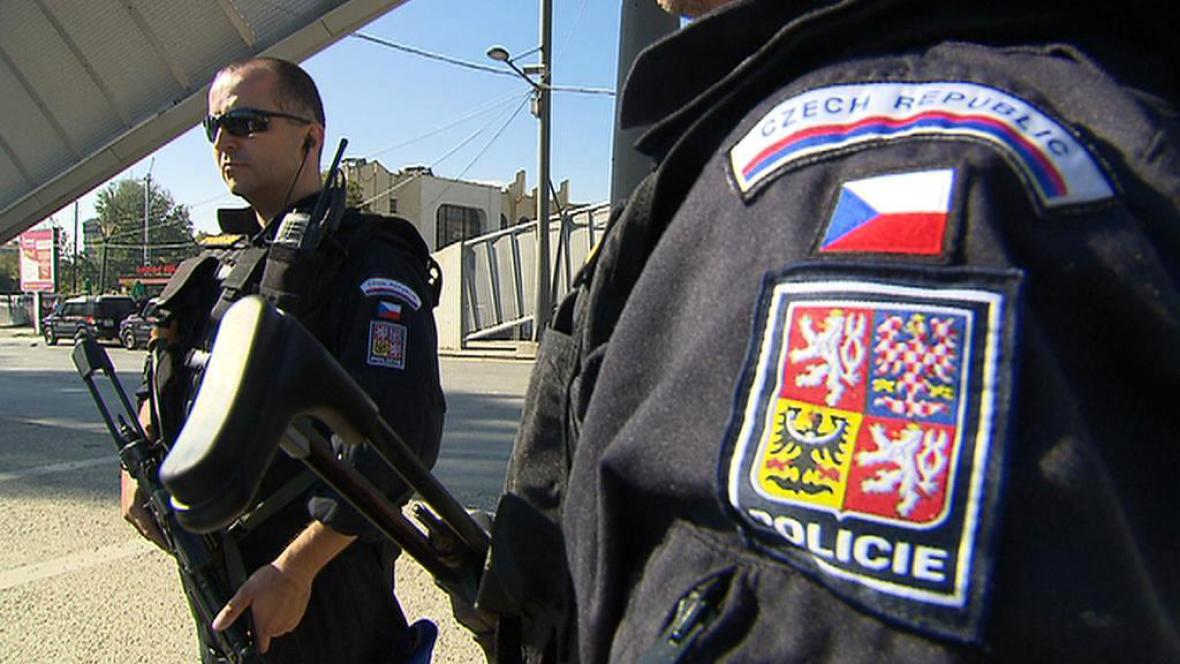 České jednotky