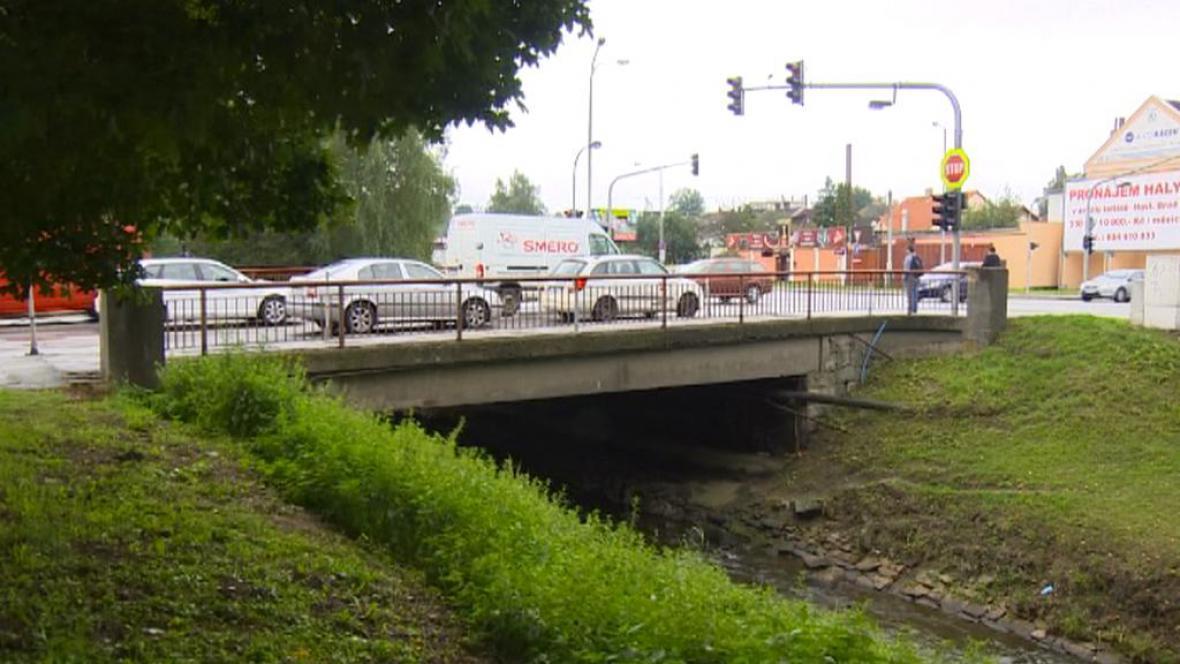 Most v Havlíčkově Brodě