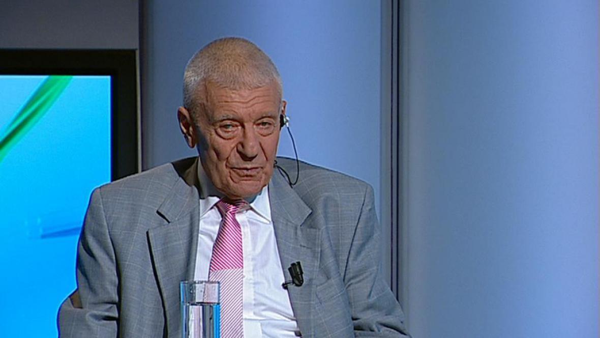 Ruský profesor Georgij Tošinskij