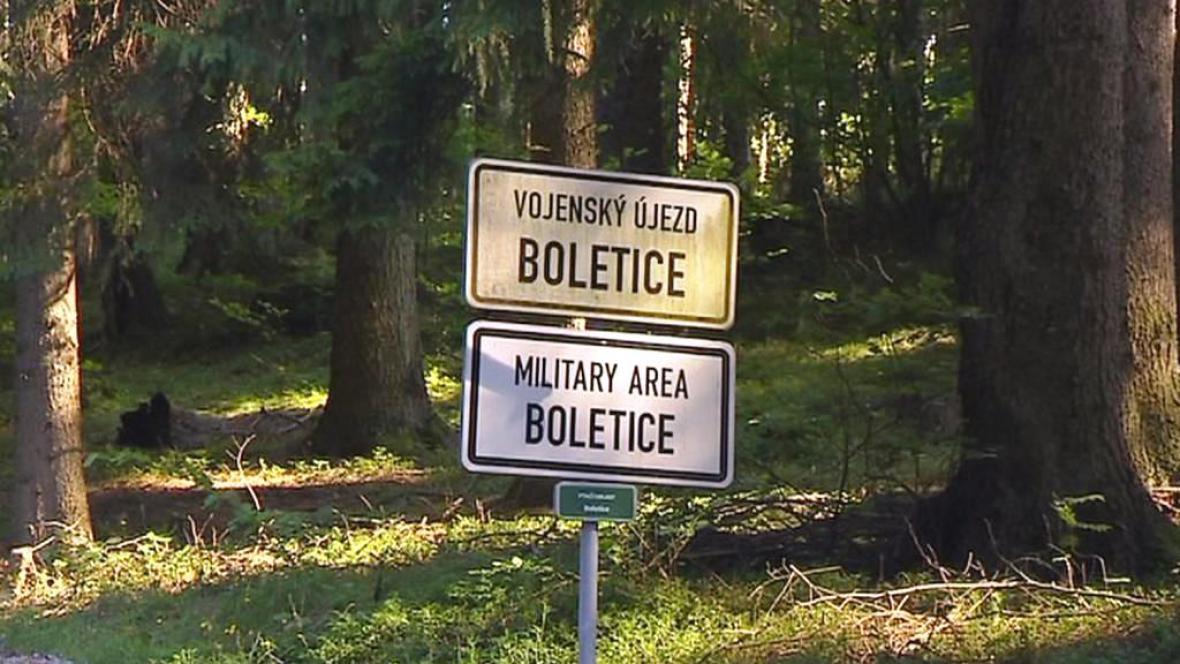 Vojenský újezd Boletice