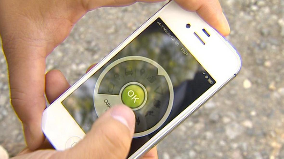 Aplikace má pomoci v boji proti černým skládkám
