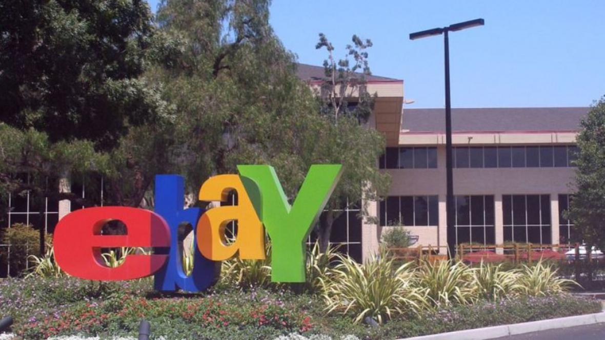 Sídlo eBay