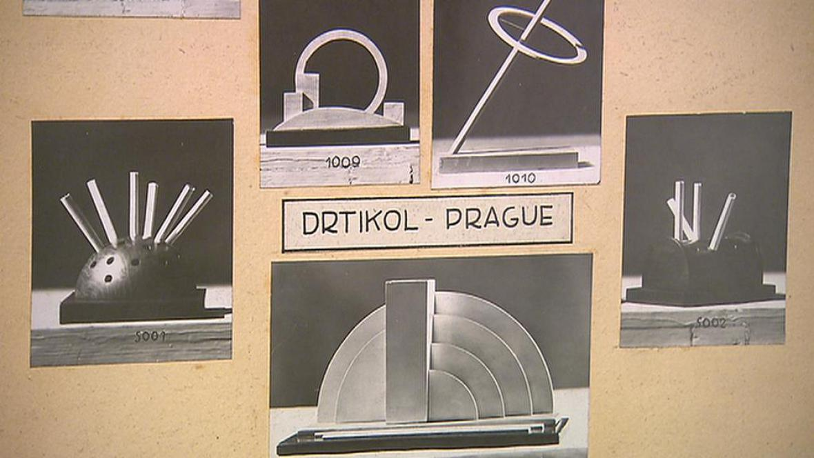 František Drtikol / design