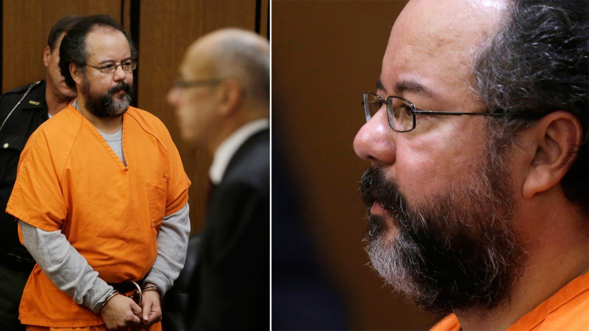Ariel Castro u soudu