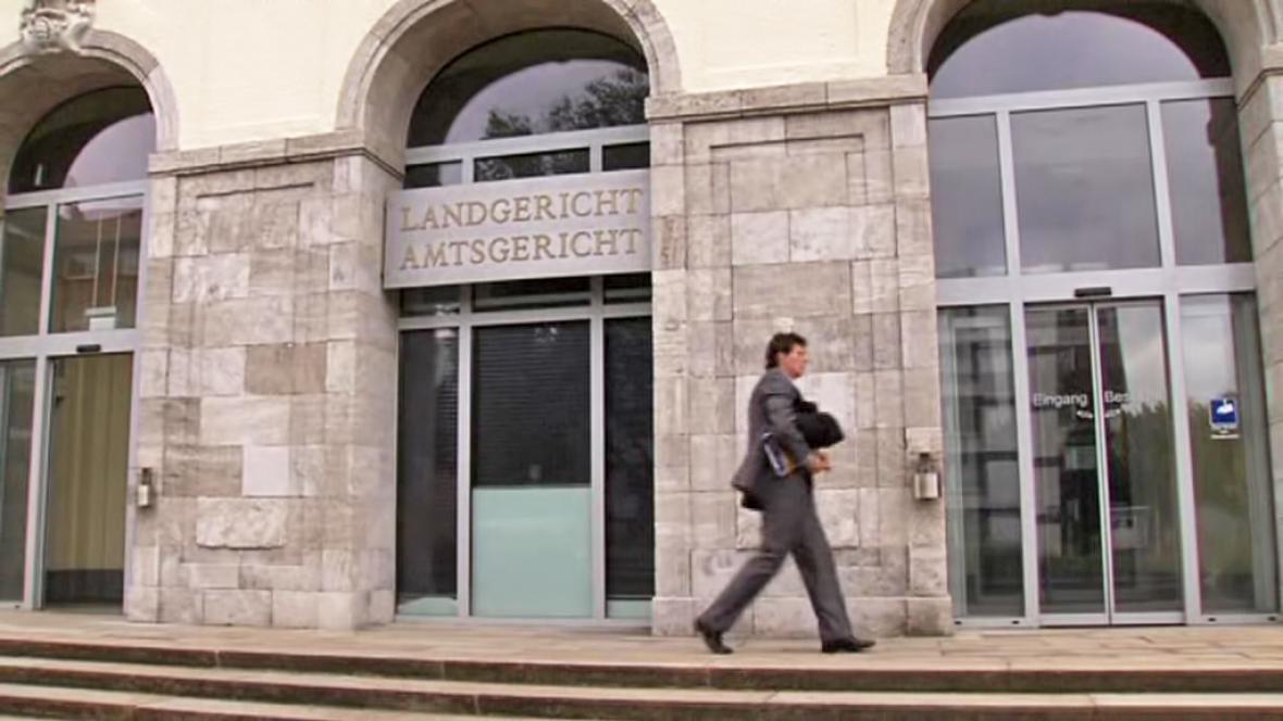 Německý soud