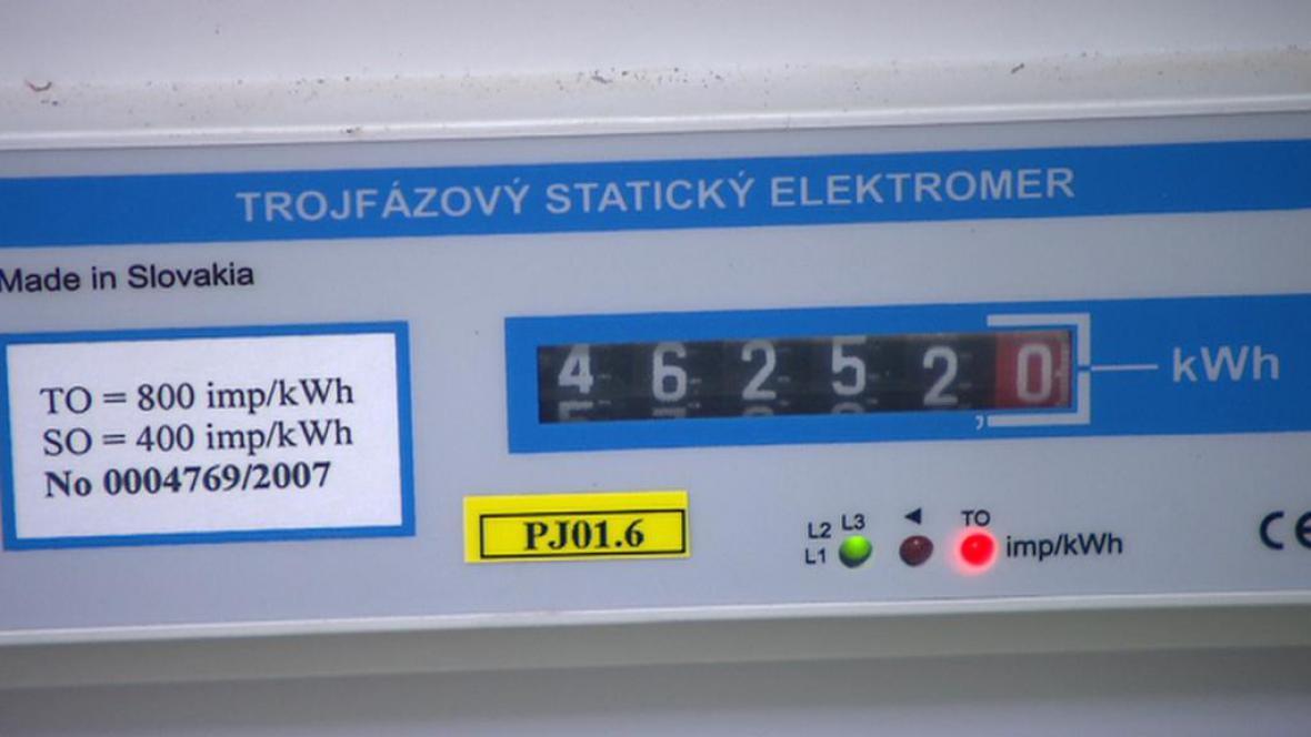 Elektroměr
