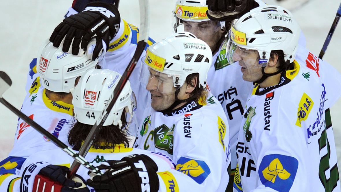 Hokejisté Karlových Varů