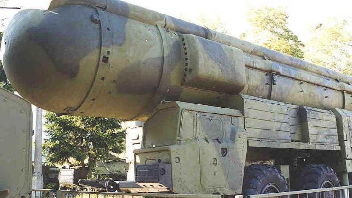 Raketa SS-20