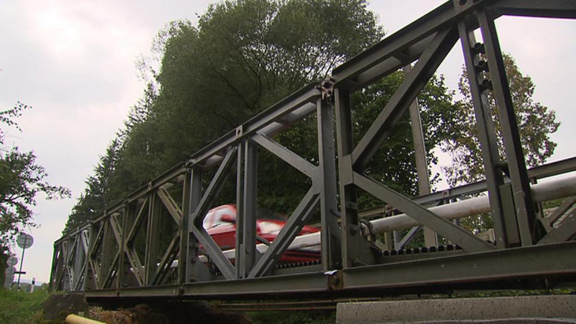 Třebaňský most