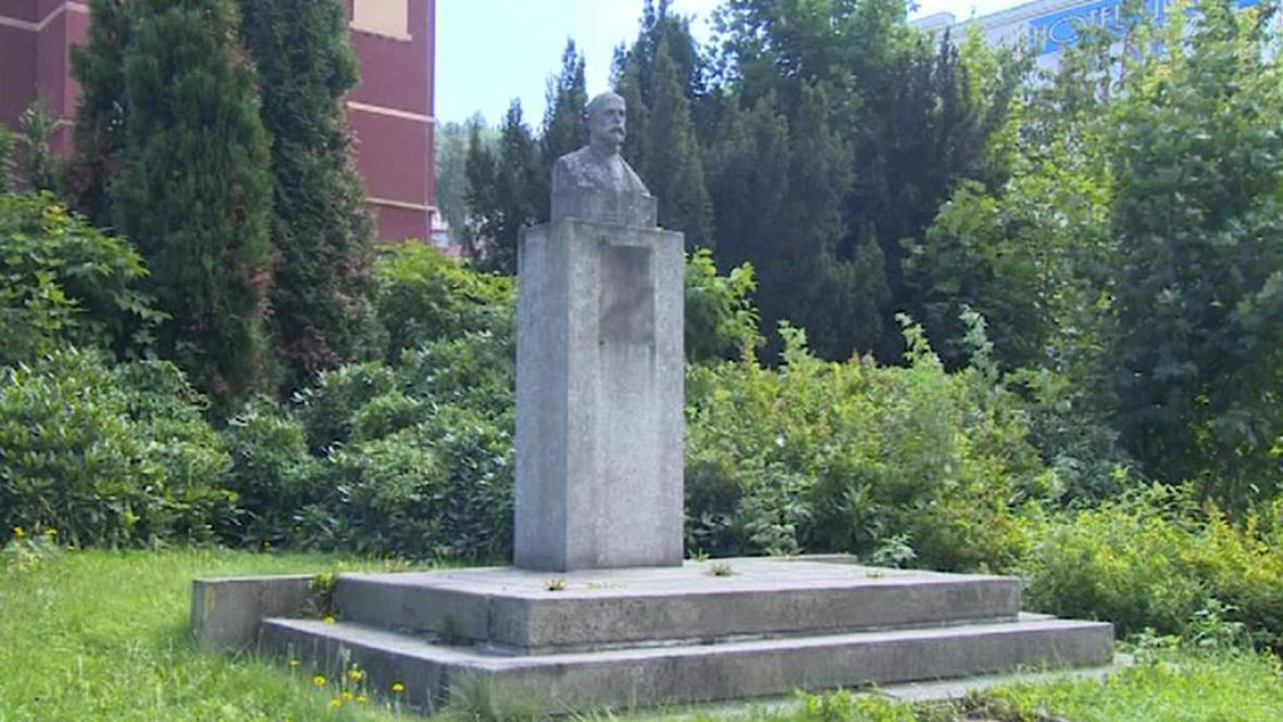 Pomník bez desky