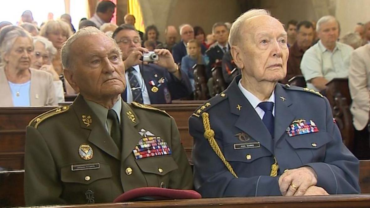 Vzpomínkové setkání válečných letců