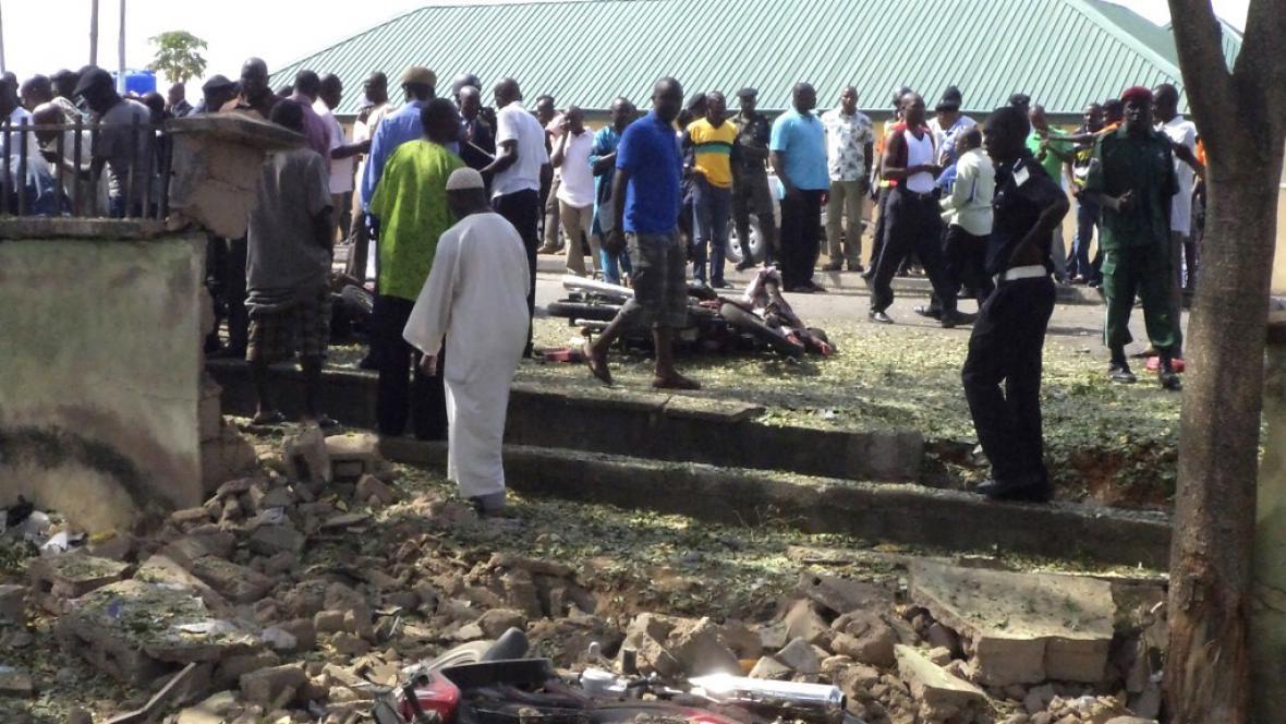 Násilí v Nigérii