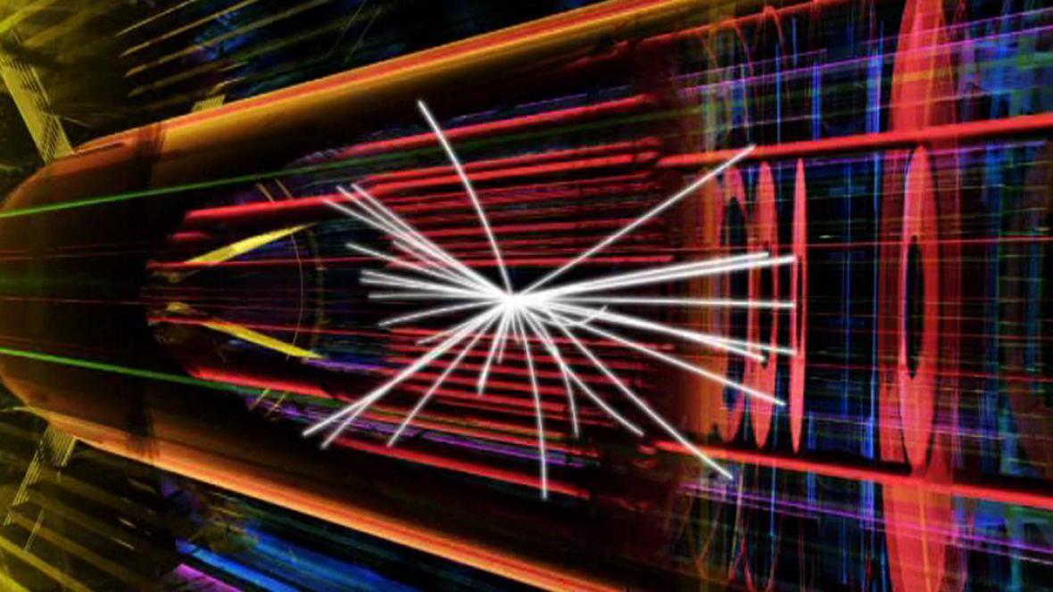 Výzkum v CERNu