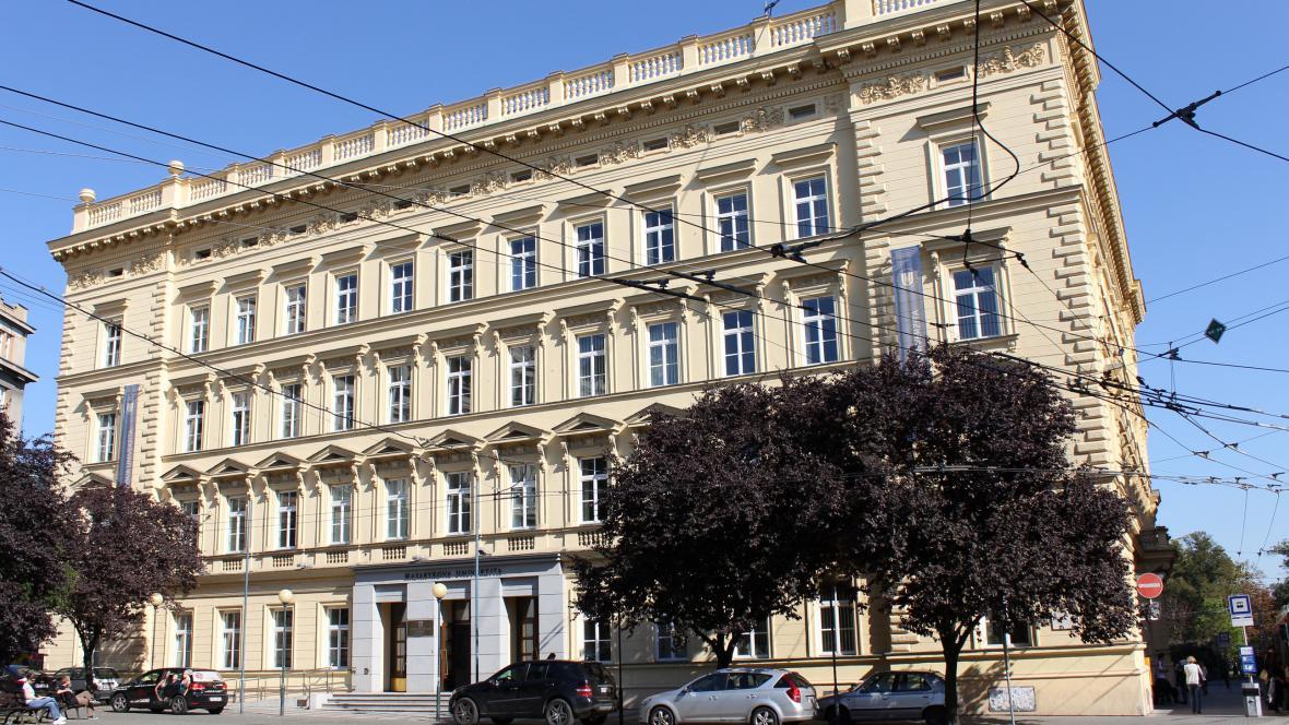 Rektorát Masarykovy univerzity