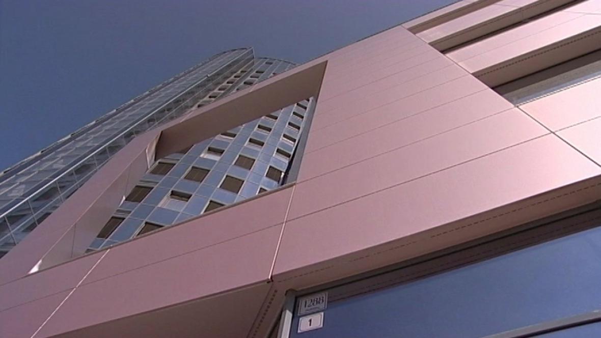 BEA centrum, nejvyšší budova Olomouce