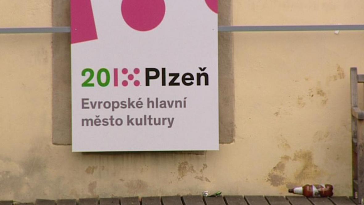 Plzeň, evropské hlavní město kultury