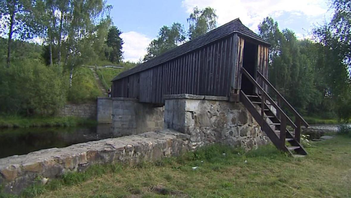 Unikátní most v Lenoře